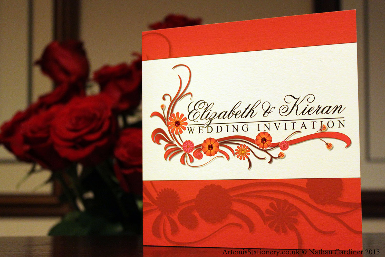 Trifold Invitations